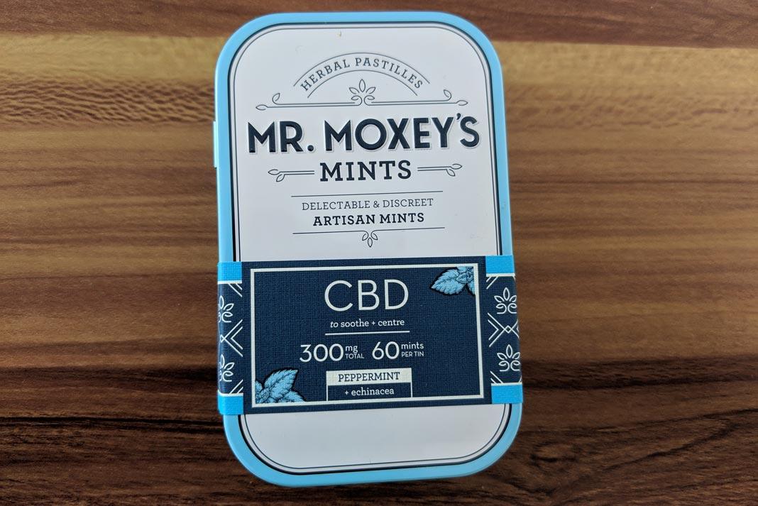 Mr Moxey's Mints