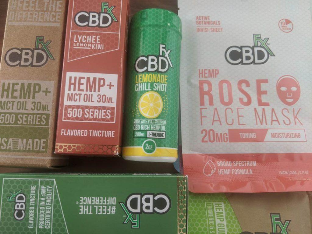 cbdfx brand