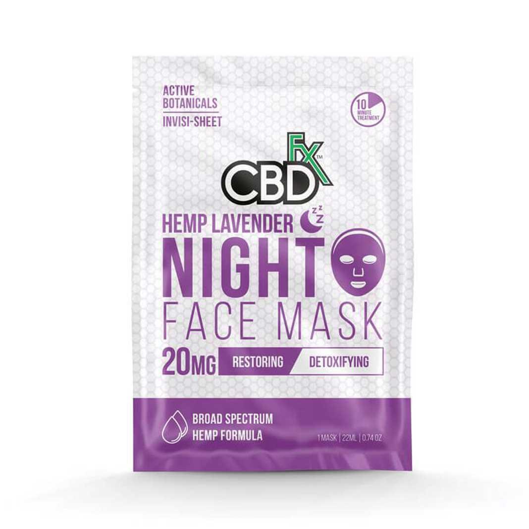 CBD-night-face-mask