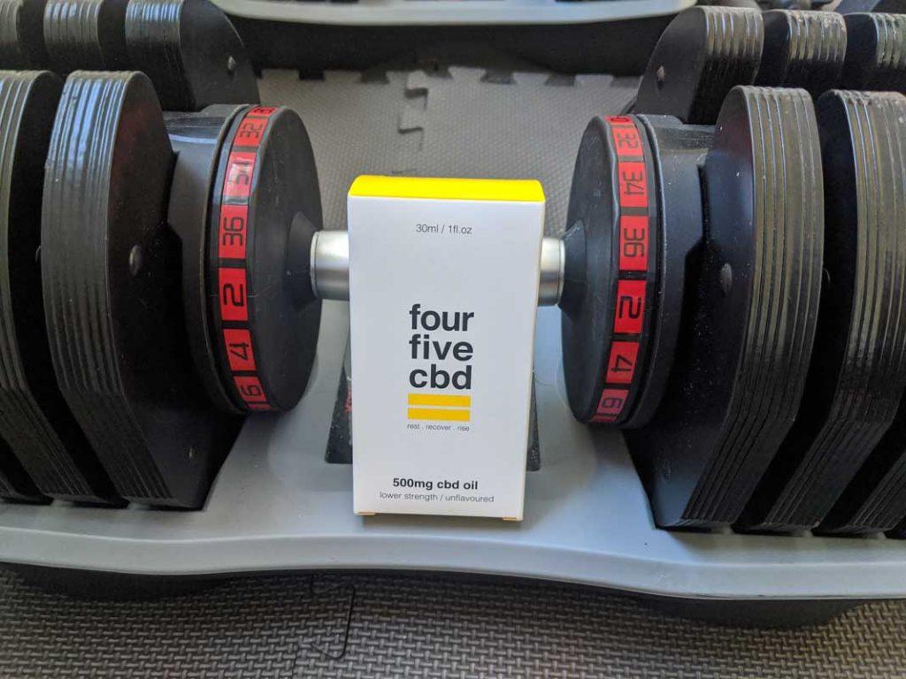 fourfive CBD Oil