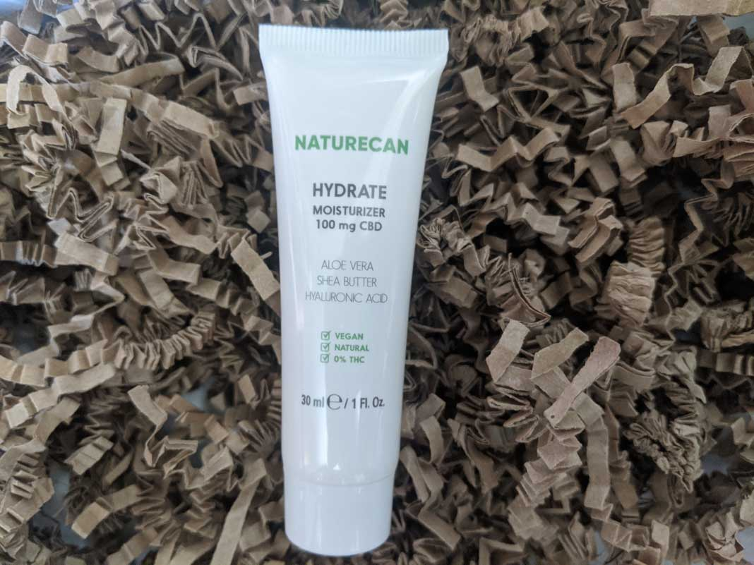 naturecan hydrate moisturiser