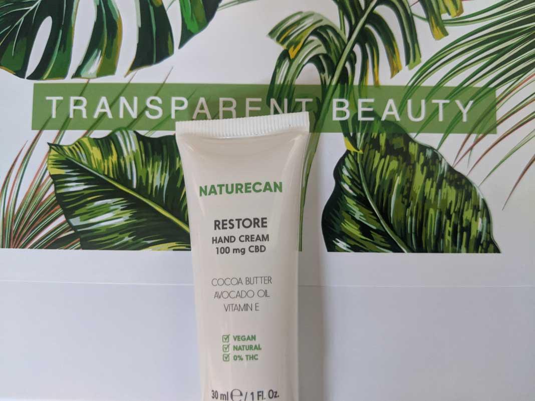 naturecan restore moisturiser