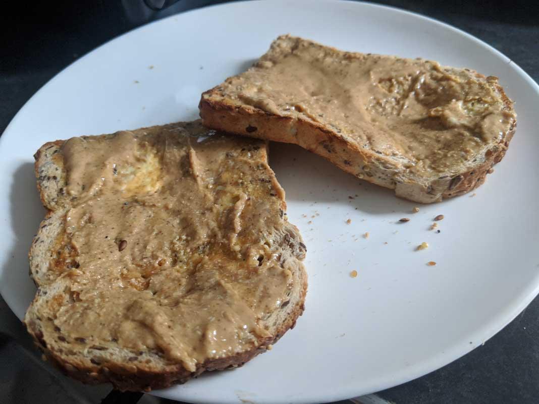 cbd triple nut butter