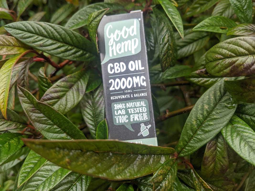 good hemp cbd oil