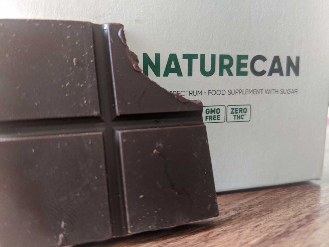 naturecan cbd chocolate