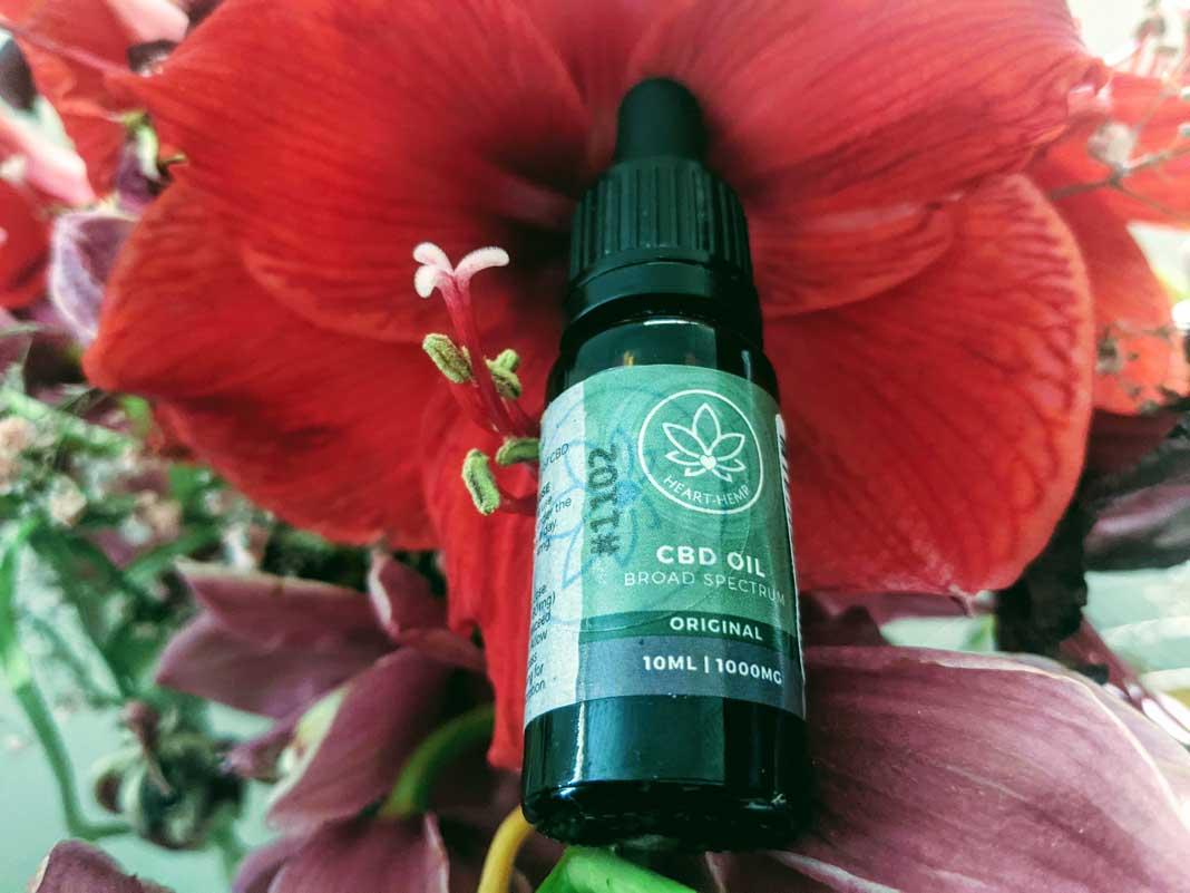heart hemp cbd oil