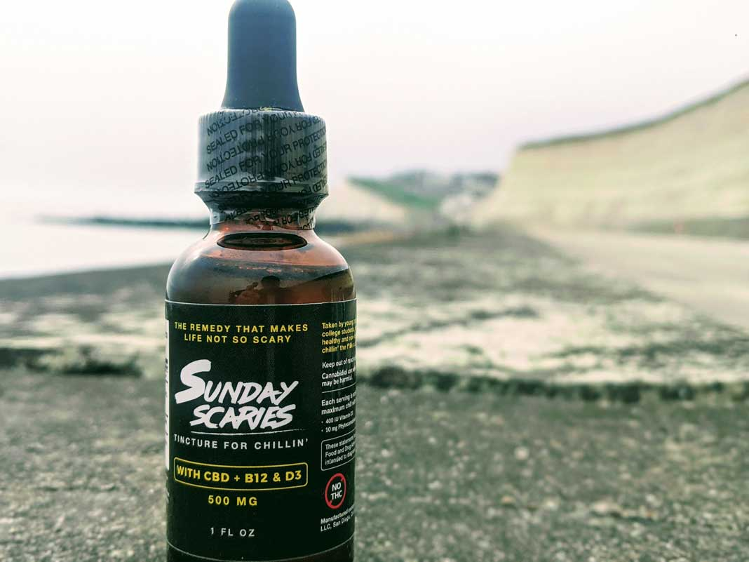 sunday scaries cbd oil